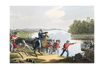 'The Battle of Waterloo Decided by the Duke of Wellington', 1815 (1816)