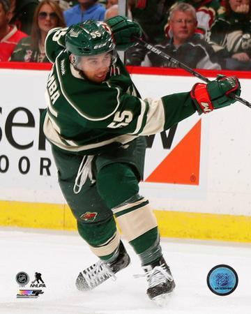 Matthew Dumba 2014-15 Action