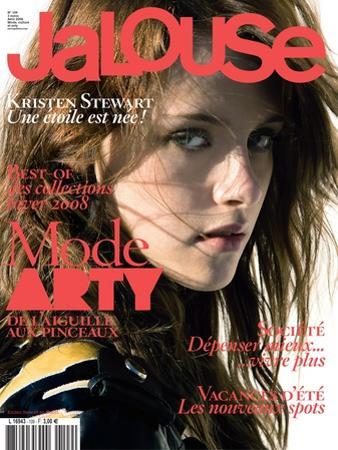 Jalouse, April 2008 - Kristen Stewart by Matthew Frost