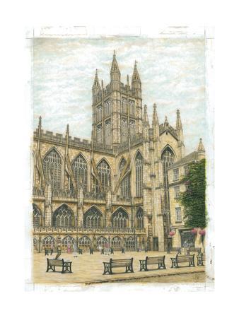 Bath Abbey, 2003