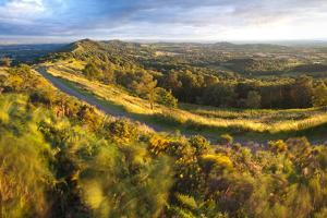 Malvern Hills, Worcestershire, England, United Kingdom, Europe by Matthew