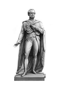 14 Earl Derby (Statue) by Matthew Noble