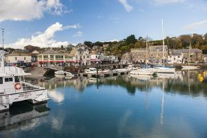 Padstow Harbour, Cornwall, England, United Kingdom, Europe by Matthew