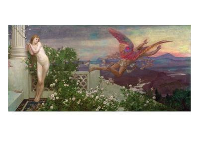 Psyche Loses Sight of Love