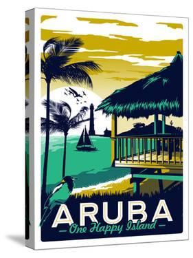Aruba by Matthew Schnepf