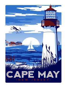 Capemay by Matthew Schnepf