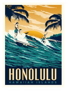 Honolulu by Matthew Schnepf