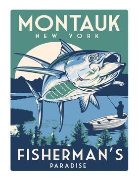 Montauk Fish by Matthew Schnepf