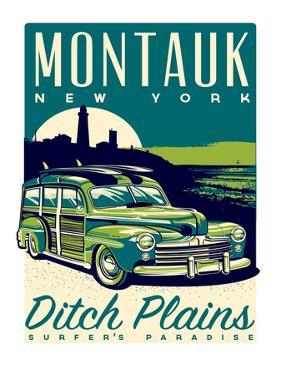 Montauk Woody by Matthew Schnepf