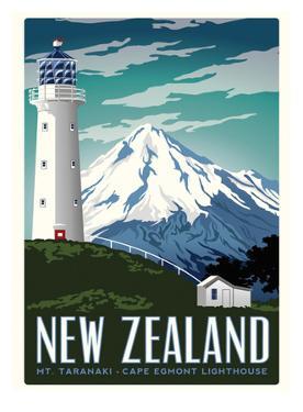 New Zealand by Matthew Schnepf