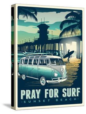 Pray for Surf by Matthew Schnepf