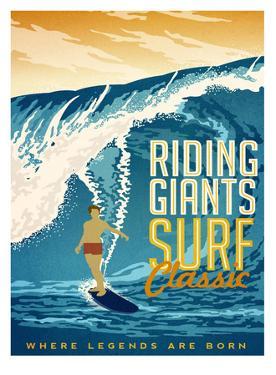 Riding Giants by Matthew Schnepf
