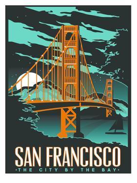 San Francisco Night by Matthew Schnepf