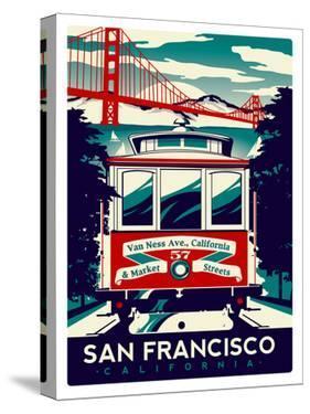San Francisco by Matthew Schnepf