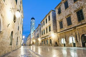 Dubrovnik Old Town by Matthew Williams-Ellis
