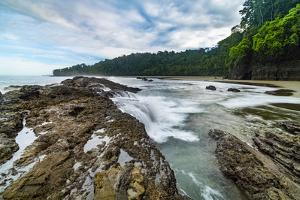 Playa Arco Beach, Uvita, Marino Ballena National Park, Puntarenas Province Coast of Costa Rica by Matthew Williams-Ellis