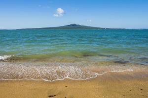 Rangitoto Island, Hauraki Gulf, Auckland, North Island, New Zealand, Pacific by Matthew Williams-Ellis