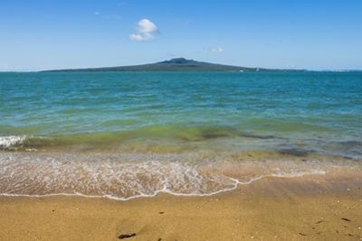 Rangitoto Island, Hauraki Gulf, Auckland, North Island, New Zealand, Pacific by Matthew Williams-Ellis