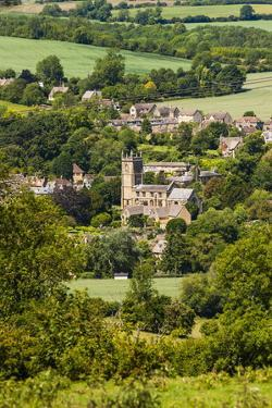 St. Peter and St. Paul Church in Blockley, a Traditional Village in the Cotswolds, Gloucestershire by Matthew Williams-Ellis