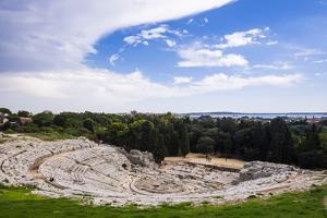 Teatro Greco (Greek Theatre) by Matthew Williams-Ellis