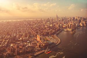 A Sunny Manhattan Afternoon by Matthias Haker Photography