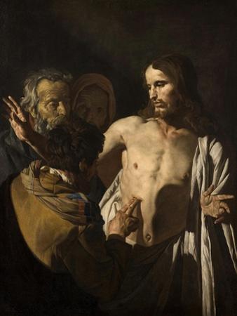 The Incredulity of Saint Thomas, 1641-1649