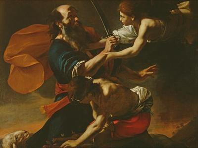 The Sacrifice of Isaac, 1613