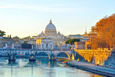 Tramonto a Roma (Hdr) by maudanros
