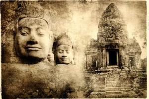 Ancient Cambodia by Maugli-l