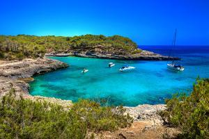Beautiful Turquoise Bays In Stunning Mallorca by Maugli-l