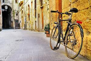 Charming Streets of Old  Tuscany, Italy by Maugli-l