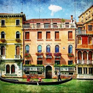Colors Of Venice - Artistic Picture by Maugli-l