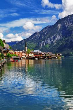 Hallstatt - Beautiful Alpine Village by Maugli-l
