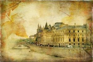 Parisian Autumn - Artistic Pictures by Maugli-l