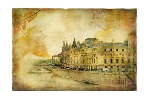 Parisian Autumn - Artistic Pictures by Maugli-l