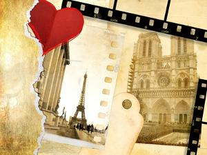 Parisian Memories (Vintage Photo Album Series) by Maugli-l