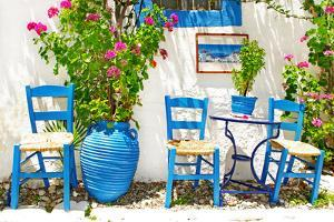Pictures of Traditional Greece by Maugli-l
