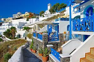 Romantic Holidays - Amazing Santorini Resorts by Maugli-l