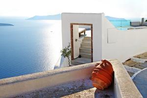 Romantic Holidays - Santorini Resorts by Maugli-l