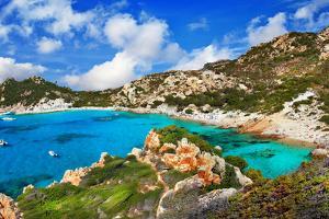 Sardinia, Arhipelago La Maddalena, Italy by Maugli-l