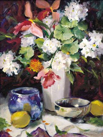 Geraniums and Lemons