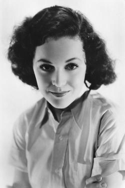 Maureen O'Sullivan (1911-199), Irish-Born American Actress, 20th Century
