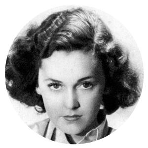 Maureen O'Sullivan, Irish Born American Actress, 1934-1935