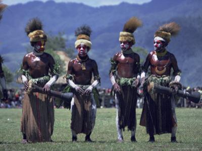 Mount Hagen Boys, Papua New Guinea
