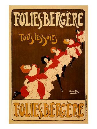 Folies-Bergere, c.1895