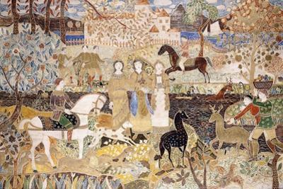 The Spirit of the Hunt by Maurice Brazil Prendergast