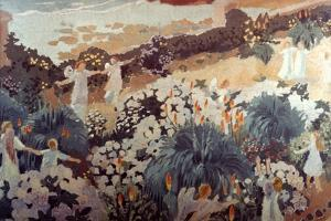 Denis: Paradise, 1912 by Maurice Denis