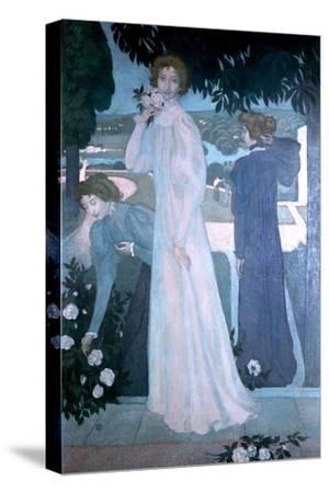 Portrait of Yvonne Lerolle, 1897