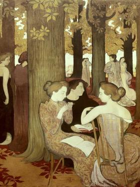 The Muses by Maurice Denis