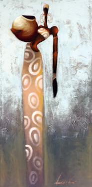 Aquarius II by Maurice Evans